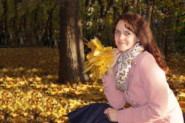 Я так люблю как вдохновляет осень!