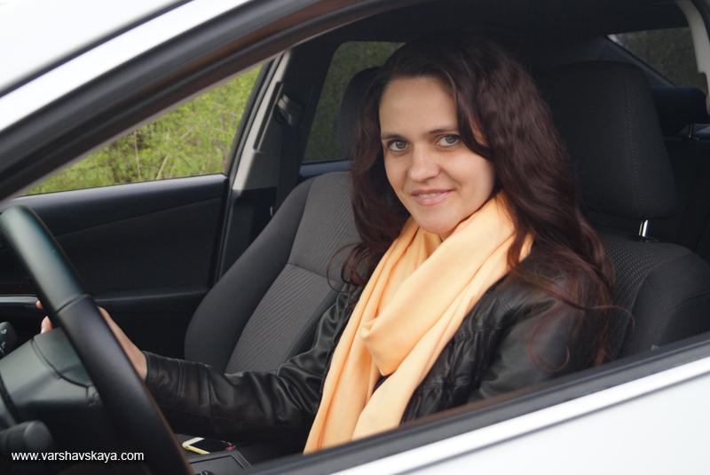Маленькая история Большого страха, или как я научилась водить автомобиль
